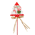 Christmas Wooden Picks