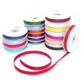 10mm Saddle Stitch Grosgrain Ribbon