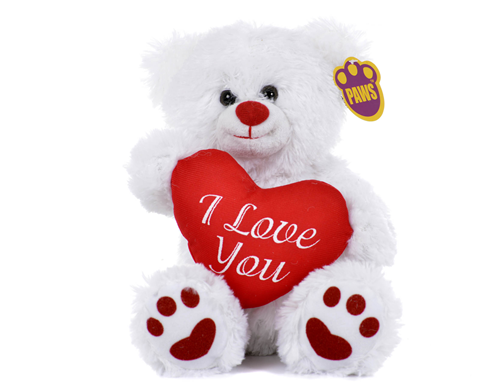 Toys For Valentines Day : Valentine s day valentines soft toys florist supplies uk