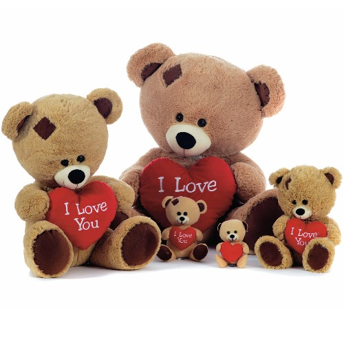Valentines Day Teddy Bears Wholesale Valentine Gift Ideas