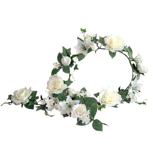 Artificial flowers flower garlands florist supplies uk flower garlands mightylinksfo