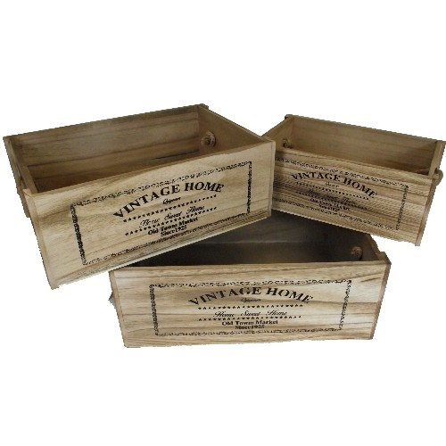 Basketscontainers Wooden Crates Florist Supplies Uk