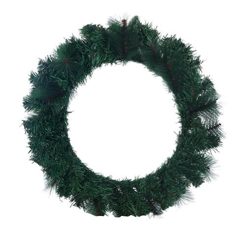 Christmas artificial wreaths