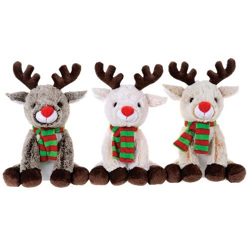 Christmas Toys Product : Soft toys christmas florist supplies uk