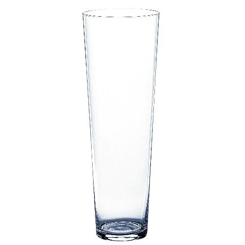 Glassware Glass Conical Vase Florist Supplies Uk